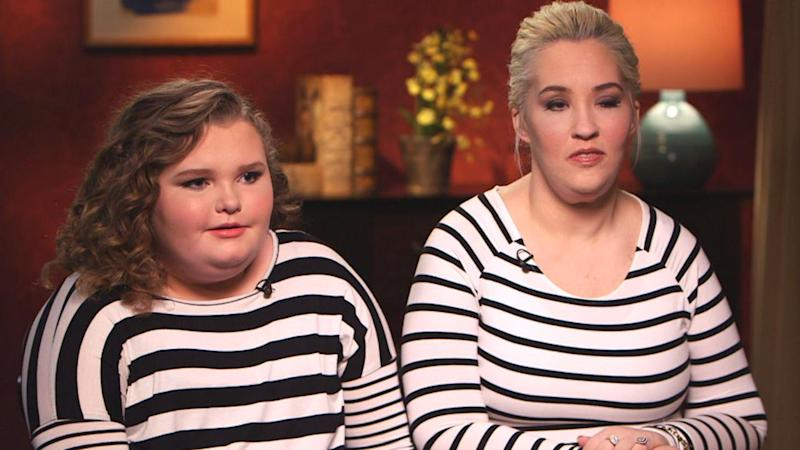 Inspired by Mom's Drastic Weight Loss, Honey Boo Boo Says She Wants to Drop Pounds Too