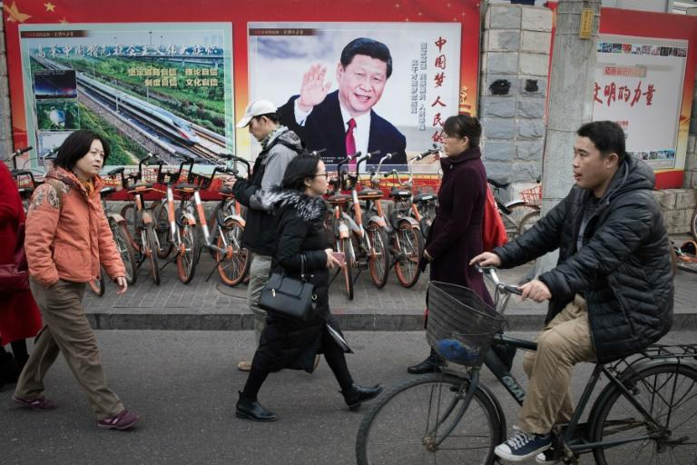 Some activists fear China is entering a stage of 'high-tech totalitarianism'