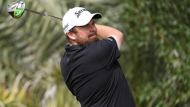 Irishman Shane Lowry is a linksland specialist and his skills in high wind helped him continue to set the pace in the RBC Heritage at Harbour Town.