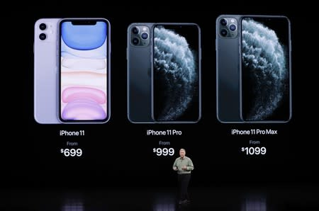 Order checks for Apple's new iPhone bode well -analysts