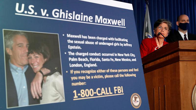 US prosecutors say Epstein's ex-girlfriend Ghislaine Maxwell should not be granted bail