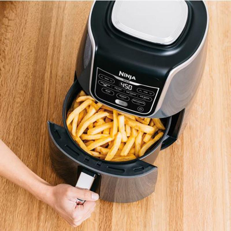 Get the Ninja Max XL 5.5 qt. Air Fryer for $50 off. (Photo: HSN)