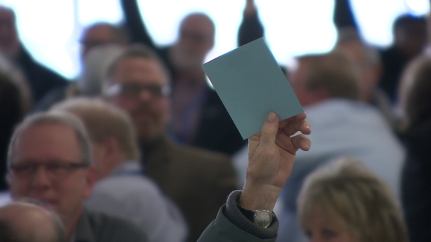 Members of SUMA voted agains officially changing the name to Municipalities of Saskatchewan in a vote earlier this week. (Brian Rodgers/CBC - image credit)