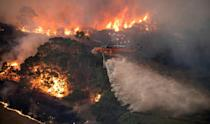 The blazes in Australia have destroyed more than 1,000 homes and scorched well over 5.5 million hectares (AFP Photo/Handout)