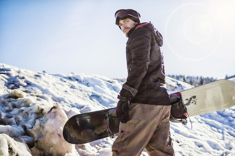 Keep warm without the layers with ThermalTech's solar-powered outerwear