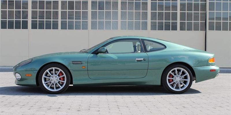Is It Time To Buy An Aston Martin DB - Db7 aston martin