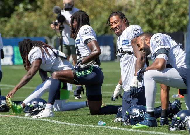 KJ Wright set for start of 10th season with Seahawks