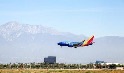 Ontario International Airport (ONT) passengers will be able to fly nonstop to Chicago and Houston in August, marking the fourth straight month of flight increases for the Southern California airport.