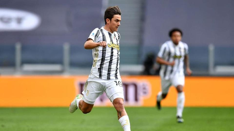 Paulo Dybala | Valerio Pennicino/Getty Images