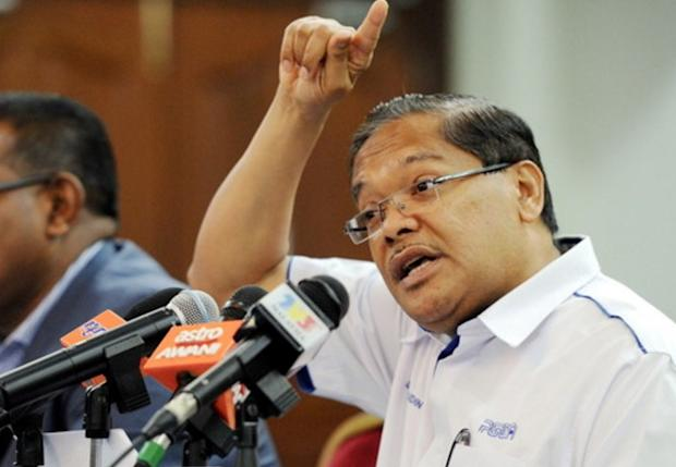 Lim Guan Eng has repeatedly said he will be tabling a motion to condemn Datuk Shabudin Yahaya (pic) over his remarks on child marriages. — Bernama pic
