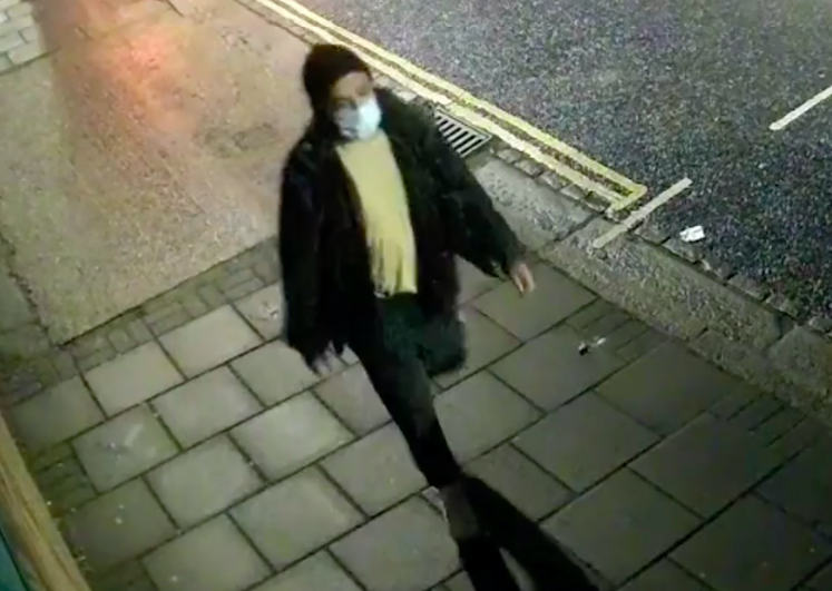 Detectives have released CCTV images of a man they want to speak to in connection with a series of sexual attacks. (Metropolitan Police)