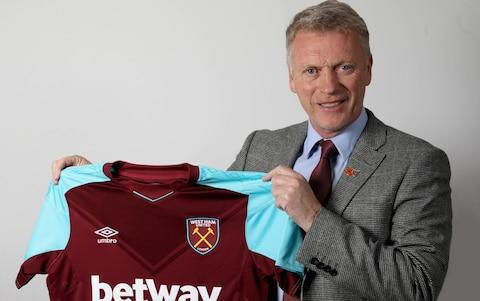 David Moyes - Credit: Getty Images