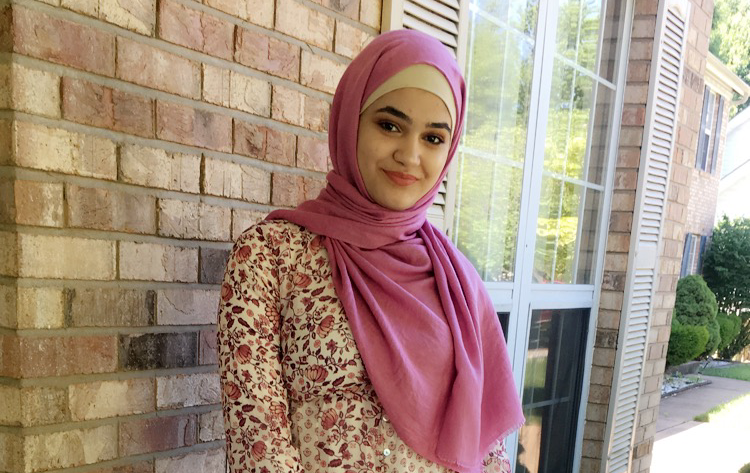 Salsabel Fares is a 17-year-old fromFlorissant, Missouri.