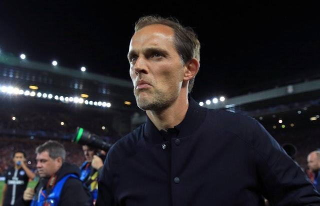 Tuchel saw his side beaten at Anfield during the Champions League group stages. (Peter Byrne/PA Wire)