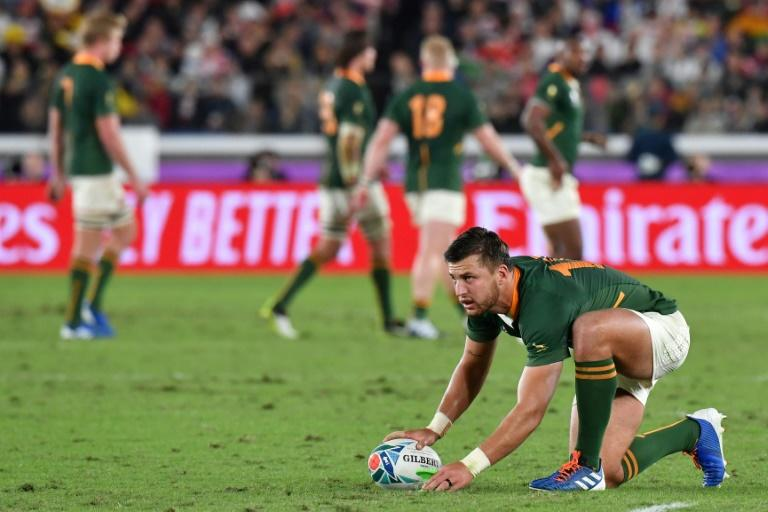 More South African sides in Pro14 'positive' for Springboks' Pollard