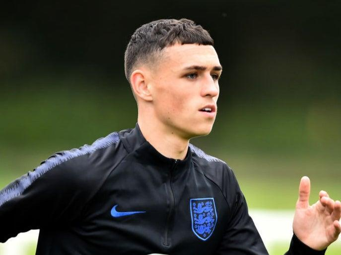 Phil Foden is back in the England squad (Getty)