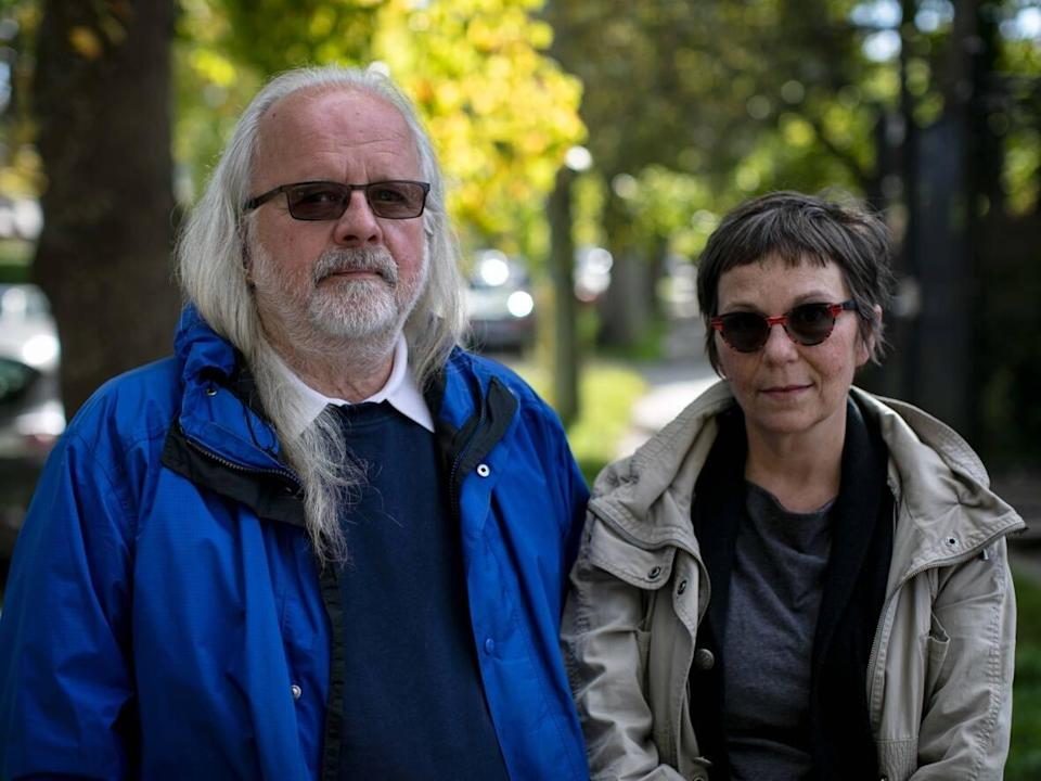Victoria residents and roommates Bill Sumberg and Elaine Laberge are both patients at the James Bay Urgent and Primary Care Centre. Sumberg's doctor left the practice in August and Laberge's will leave in November.  (Ken Mizokoshi/ CBC - image credit)