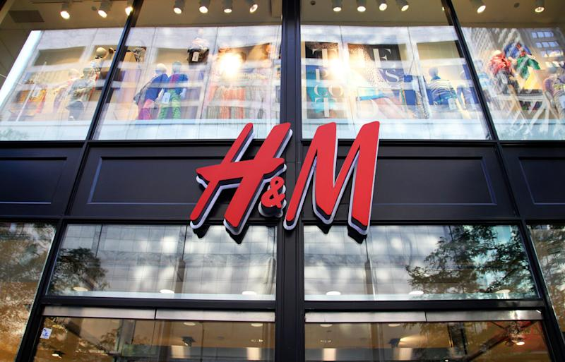 CHICAGO - SEPTEMBER 16: H&M store, in Chicago, Illinois on SEPTEMBER 16, 2012. (Photo By Raymond Boyd/Michael Ochs Archives/Getty Images)