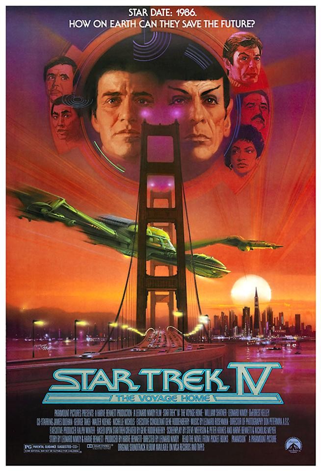 """Star Trek IV: The Voyage Home"" - 1986"