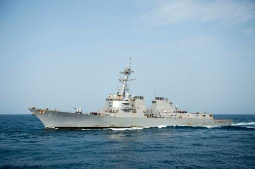 Missiles fired at US warships in Red Sea, no casualties: official