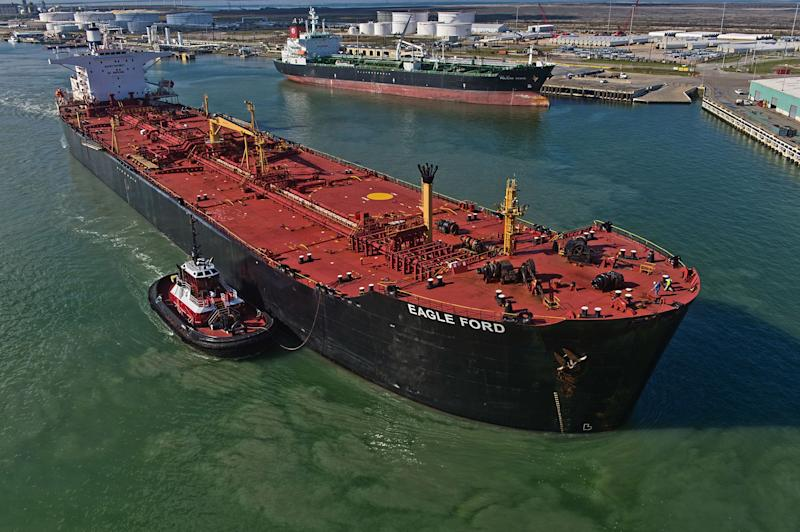 US oil exports boom to record level, surpassing most OPEC nations