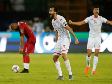 Africa Cup of Nations 2019: Madagascar's dream run in first tournament appearance cut short by belligerent Tunisia in quarter-final