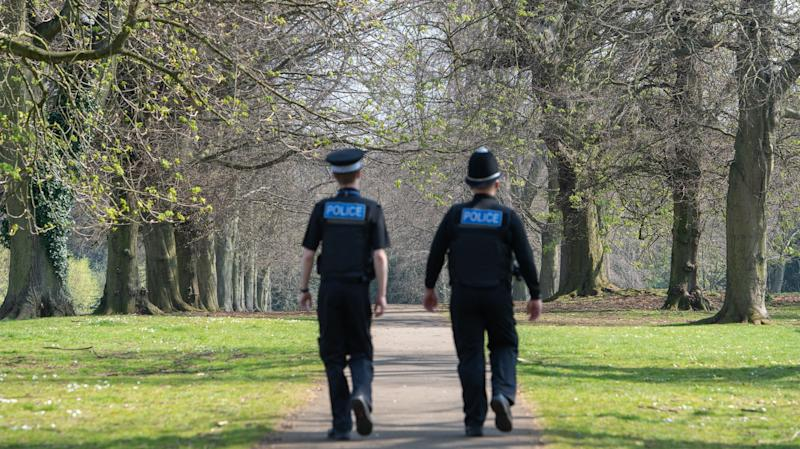 Police and local councils given £60m funding boost for Covid-19 patrols