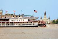 "<p><strong><a href=""https://www.viator.com/tours/New-Orleans/Steamboat-Natchez-Harbor-Cruise/d675-3780STEAM"" rel=""nofollow noopener"" target=""_blank"" data-ylk=""slk:Steamboat Natchez Harbor Cruise"" class=""link rapid-noclick-resp"">Steamboat Natchez Harbor Cruise</a></strong></p><p><strong>New Orleans, Louisiana</strong></p><p>Spend the day on the historic Steamboat Natchez to take a leisurely ride down the Mississippi River. There are beautiful views, plus live music and lots of food to enjoy. It's a relaxing way to spend a sunny day in New Orleans. </p>"