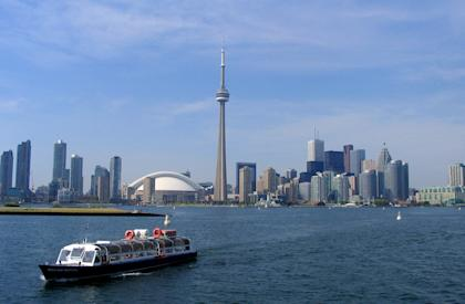 Toronto, Canada (Courtesy of Tourism Toronto)