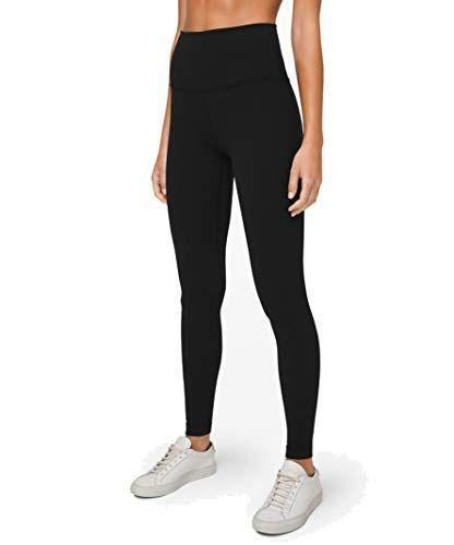 """<p><strong>Lululemon Athletica</strong></p><p>amazon.com</p><p><strong>$120.00</strong></p><p><a href=""""https://www.amazon.com/dp/B07ZS4KWYH?tag=syn-yahoo-20&ascsubtag=%5Bartid%7C2140.g.36331622%5Bsrc%7Cyahoo-us"""" rel=""""nofollow noopener"""" target=""""_blank"""" data-ylk=""""slk:Shop Now"""" class=""""link rapid-noclick-resp"""">Shop Now</a></p><p>Yes, these are pricy. But, there's a reason they've garnered a cult-favorite following amongst gym junkies and fashionistas alike.</p><p>""""These feel great and even though they hug you, they aren't uncomfortable and squeezing you in the wrong way..."""" says one happy reviewer. """"I thought ordering a 6 would be baggy on the waist but it actually fits well.""""</p>"""