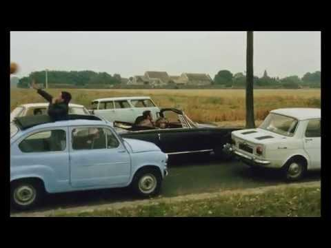 """<p>While it's totally fair to call Jean-Luc Godard's savage '60s caper social satire, that would be burying the fact that it ends with actual human cannibalism. Also that from the very first shot, the possibility of earth collapsing feels all too real.</p><a class=""""link rapid-noclick-resp"""" href=""""https://www.hbomax.com/feature/urn:hbo:feature:GXnAoDA0XrsNVoAEAABq_"""" rel=""""nofollow noopener"""" target=""""_blank"""" data-ylk=""""slk:Stream it here"""">Stream it here</a><p><a href=""""https://www.youtube.com/watch?v=GjwsxoyGmsA"""" rel=""""nofollow noopener"""" target=""""_blank"""" data-ylk=""""slk:See the original post on Youtube"""" class=""""link rapid-noclick-resp"""">See the original post on Youtube</a></p>"""