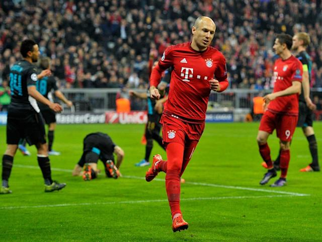 Twin humiliations to Bayern damaged Arsenal's confidence (Bongarts/Getty Images)