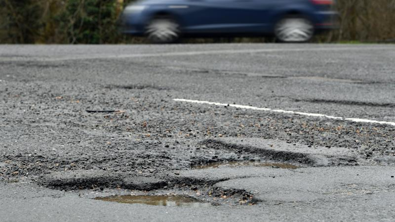 Government launches in-depth review of potholes in England