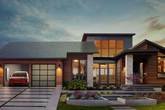 tesla solar roofing solarcity announcement blog