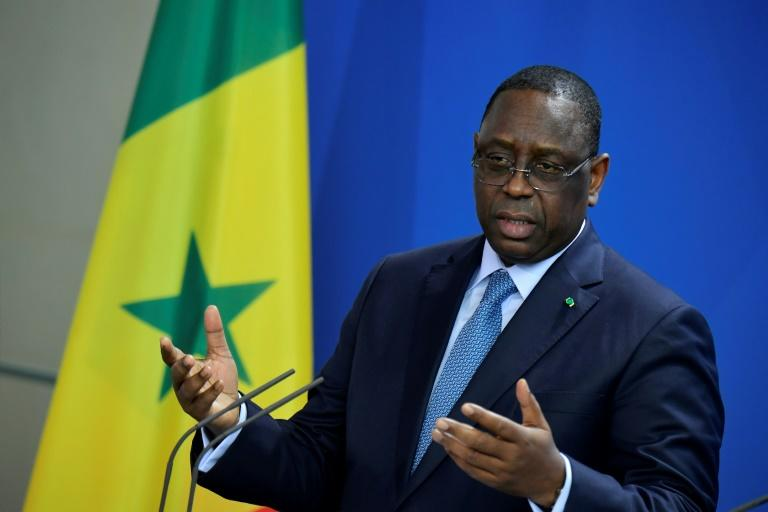 Senegal's President Macky Sall defended his country's ban on same-sex activity
