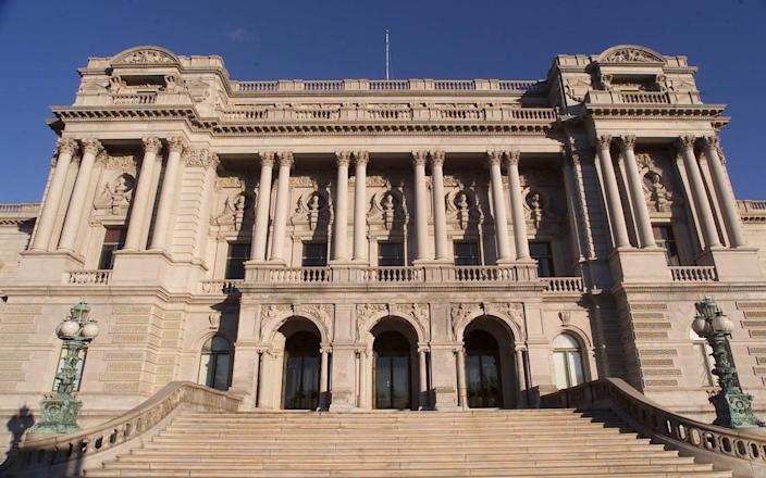 The Library of Congress - Brian Smith