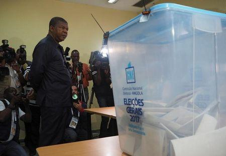 Angola elections met global standards: election commission
