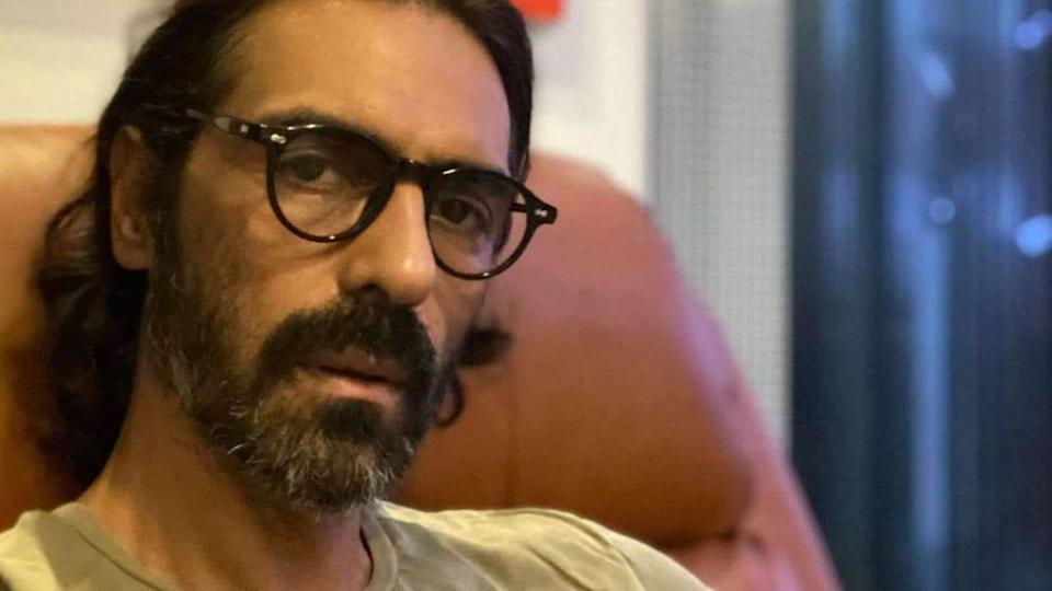 Actor Arjun Rampal appears before NCB for the second time
