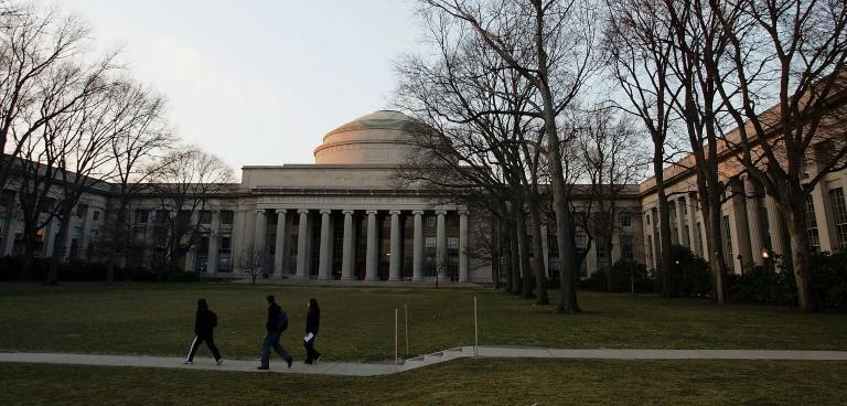 The Massachusetts Institute of Technology (MIT), shown here, along with Harvard asked a court to block an order by President Donald Trump's administration threatening the visas of foreign students whose entire courses have moved online
