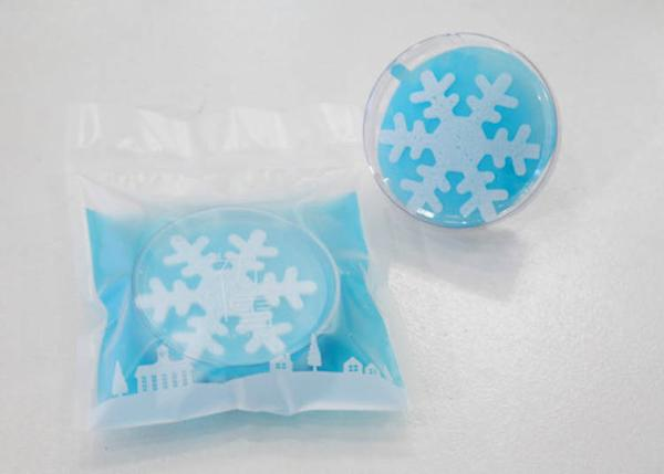 """▲ """"First snow"""" 12 sheets included 1,080 yen"""