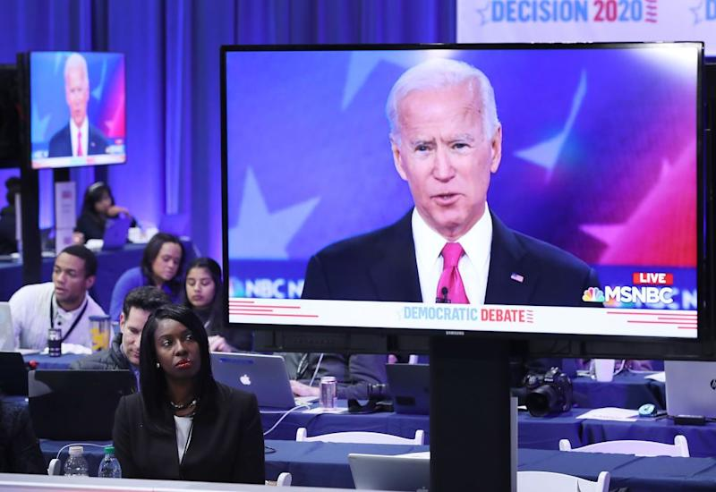 Journalists Should Stop Cleaning Up After Biden