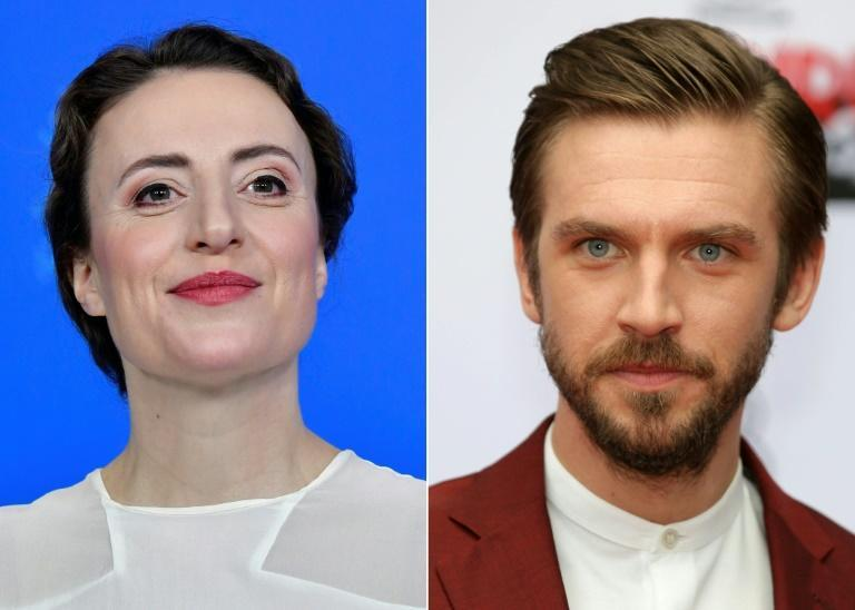 Maren Eggert and Dan Stevens star in this romantic comedy with a technological twist