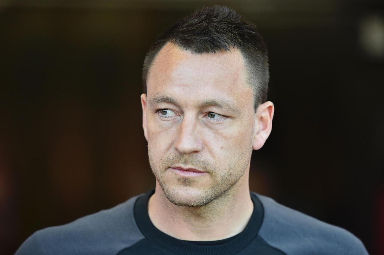 Chelsea's John Terry a target for Paul Clement if Swansea stay in Premier League
