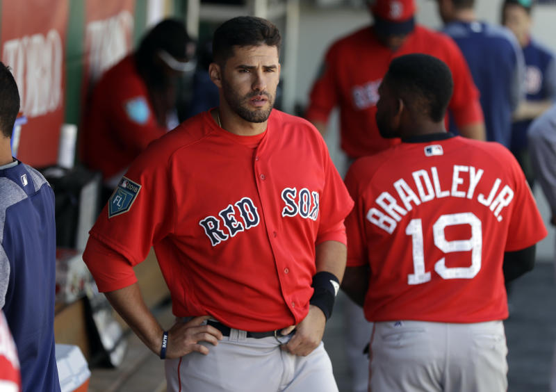 The Red Sox got their man in J.D. Martinez, but is he enough for Boston to fend off the Yankees? (AP)
