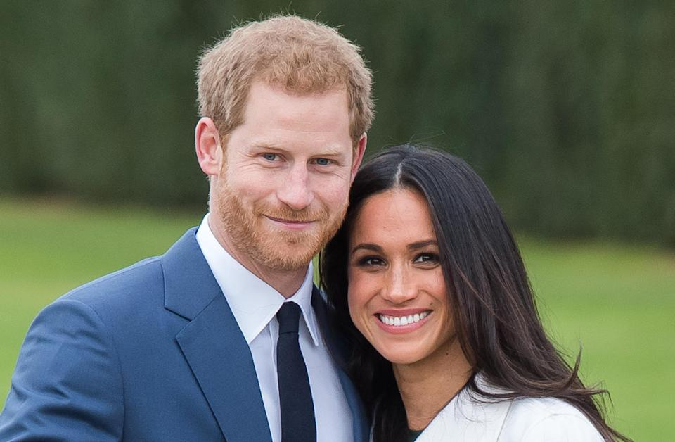 Harry and Meghan aren't Harry and Meghan by birth [Photo: Getty]