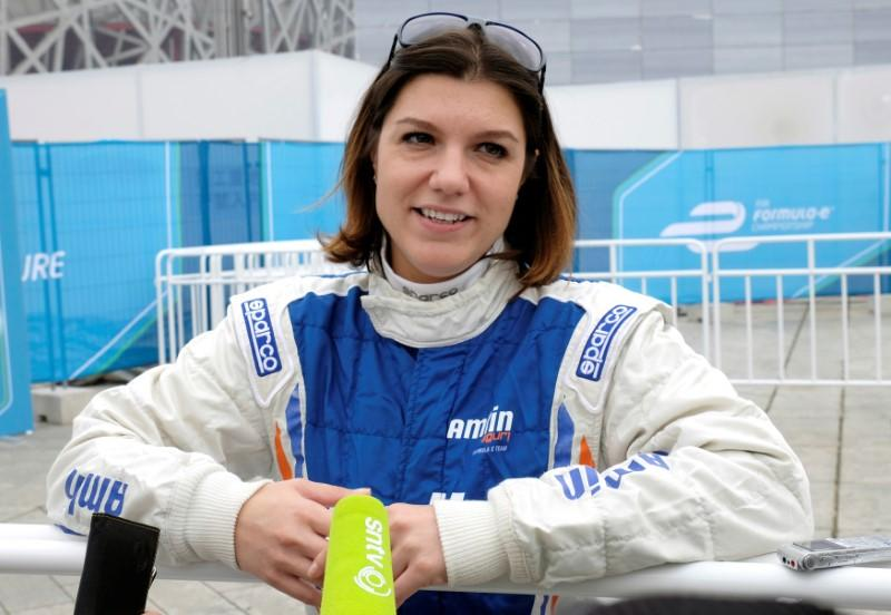 Motor racing - Legge returns to 24-hour race at Daytona with all-female team