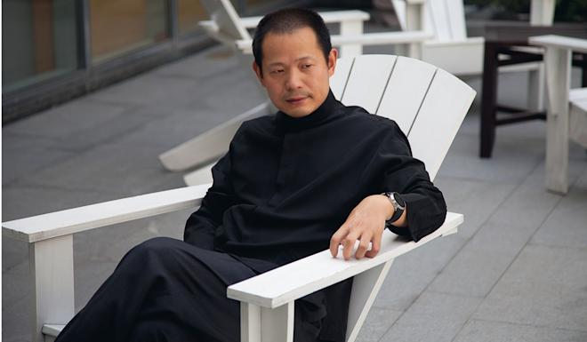 Dai Zhikang, founder of Zendai Group, which operates several businesses including P2P platforms. Photo: Tony Wang