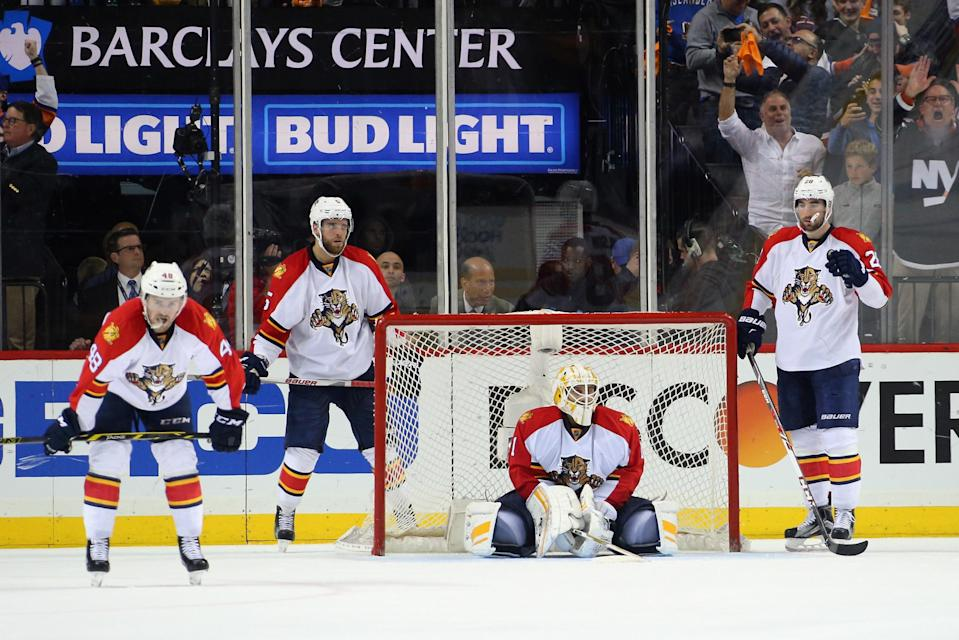 What the heck is going on with the Florida Panthers?