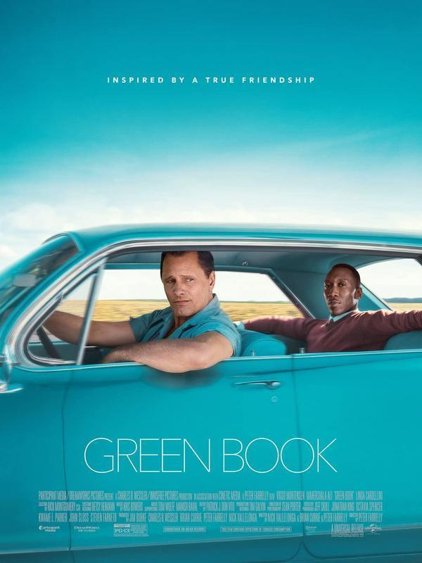 Green Book. (Foto: Dok. DreamWorks Pictures/ IMDb)