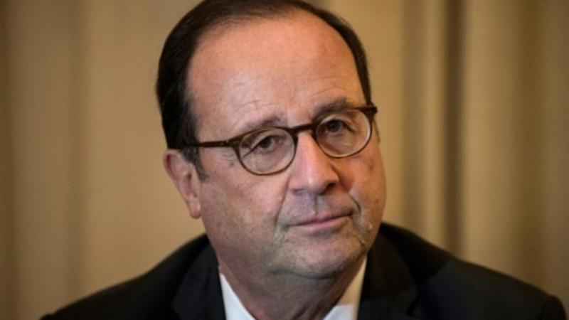 January 2015 attackers 'failed' in bid to divide French populace, says Hollande